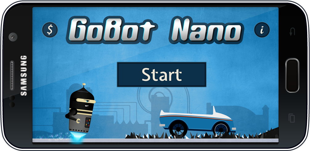 GoBot Nano - A Game by Web Magi